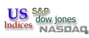 Dow Jones Industrial Average S&P 500 US Indices